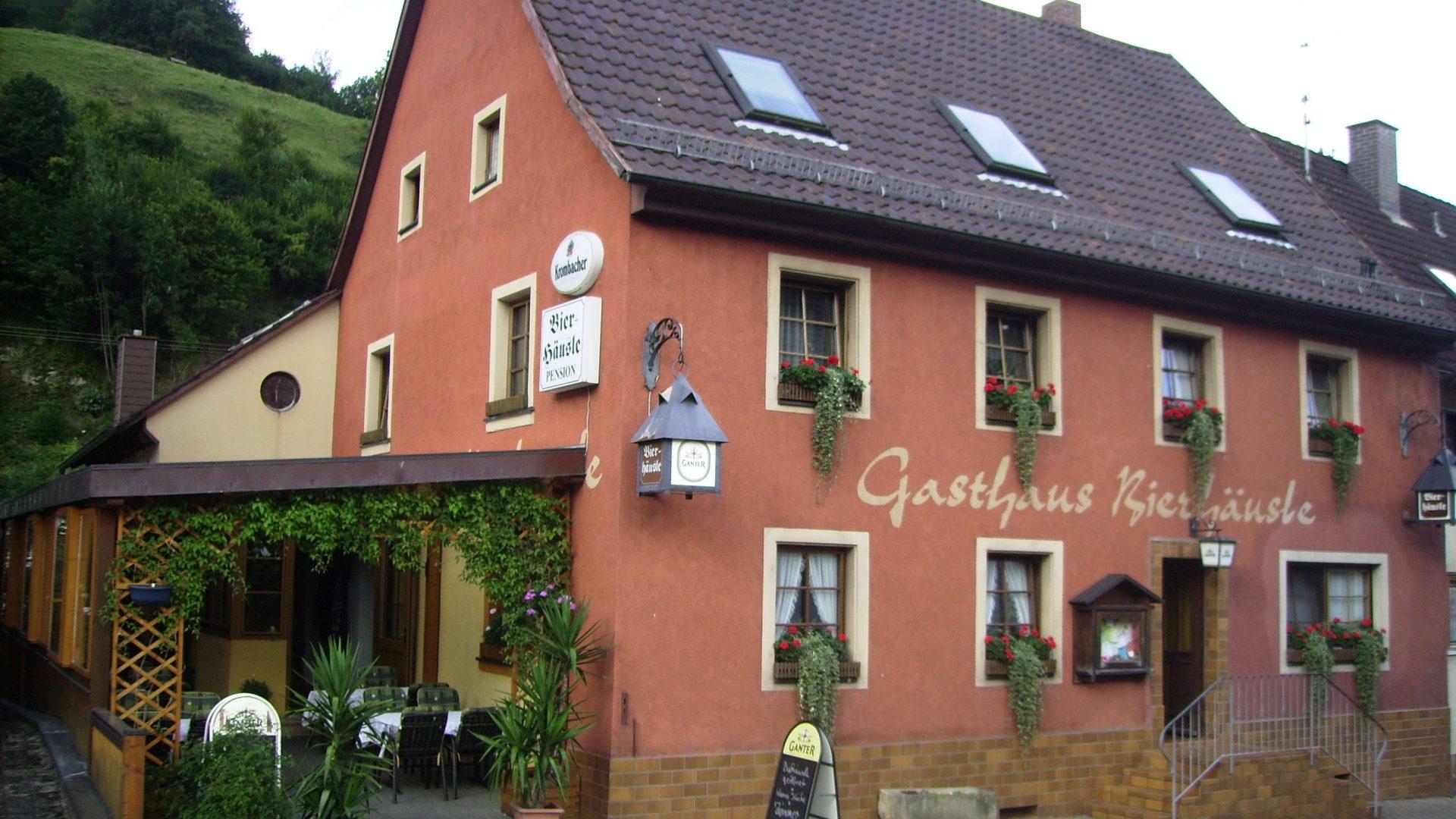 Gasthaus Bierhäusle Münstertal